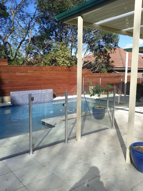Glass Railing Sydney
