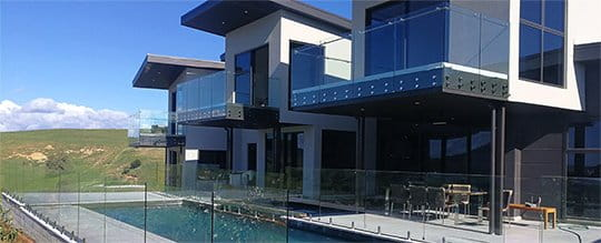 Glass Fencing for railing