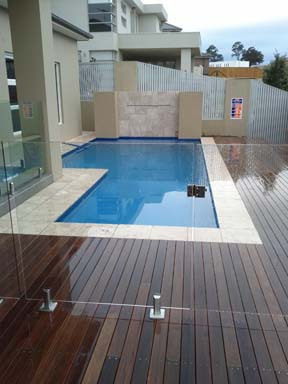 glass fencing campbelltown